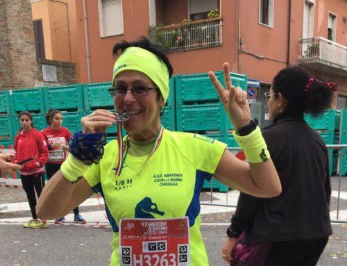 Mezza maratona di Ravenna – il racconto di Silvia Baruffaldi