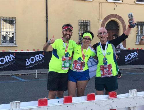 """""""La prima volta non si scorda mai"""" – il racconto della Maratona di Ravenna di Narciso Gir8"""