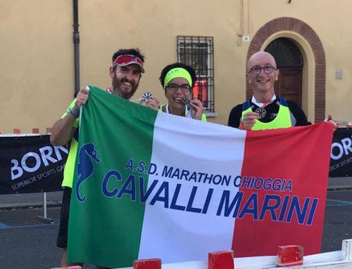 La XX Maratona di Ravenna di Andrea Gabbon
