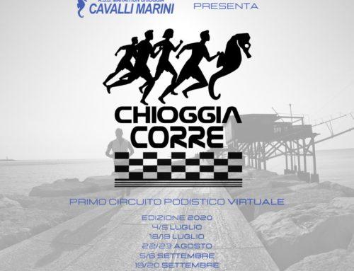 """Circuito """"ChioggiaCorre"""" –  1° Circuito Podistico Virtuale"""