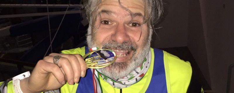 Cavalli Marini alla Maratona di Reggio Emilia , il Racconto di Edy