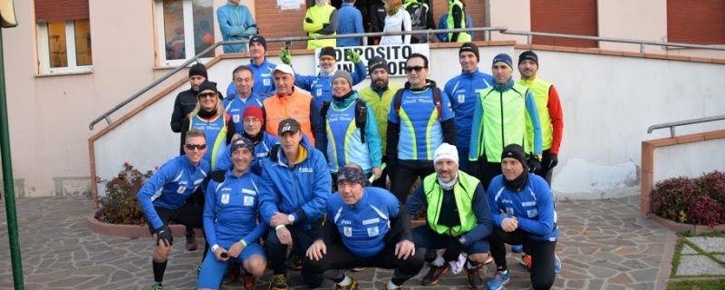 Cavalli Marini a Galzignano Terme (PD) per 2ª Christmas Sport Day, il Racconto di Massimo Renier