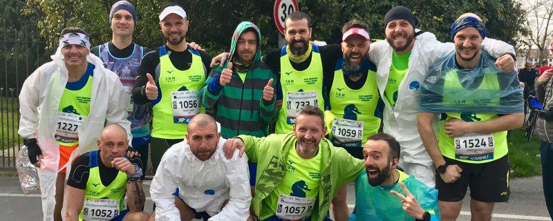 """La Treviso Marathon 2018 di Andrea """"Pocci"""""""