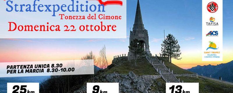 """Cavalli Marini alla 6° edizione del Trail """"Strafexpedition"""
